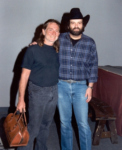 Willie Nelson & Neal James